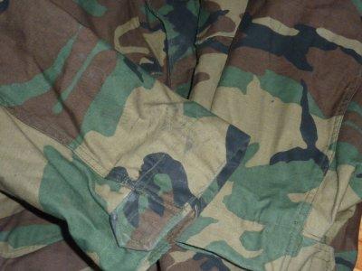 画像3: U,S,A,F, M-65フィールドジャケット M-R