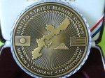 画像3: 米軍放出品 U,S,M,C, 記念コイン 2006 (3)