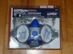 画像1: uvex, RESPIRATOR マスク (1)