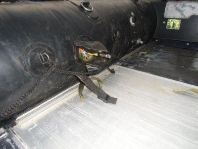 画像1: 米軍実物 ゾディアックボート 特殊部隊