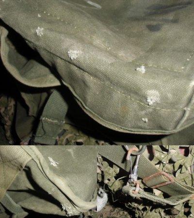 画像3: 米軍放出品,BAG,COTTON DUCK