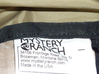 画像1: 米軍実物 MYSTERY RANCH ミステリーランチ SATL. Bridger アサルトパック