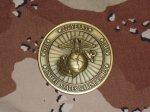 画像1: 米軍放出品,U,S,MARINE, 1997 バースデー メダル (1)