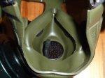 画像3: 米軍放出品,M40 ガスマスク  L (3)