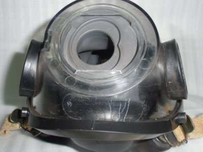 画像1: 米軍放出品,Scott's AV-3000 facepiece with SureSeal  M