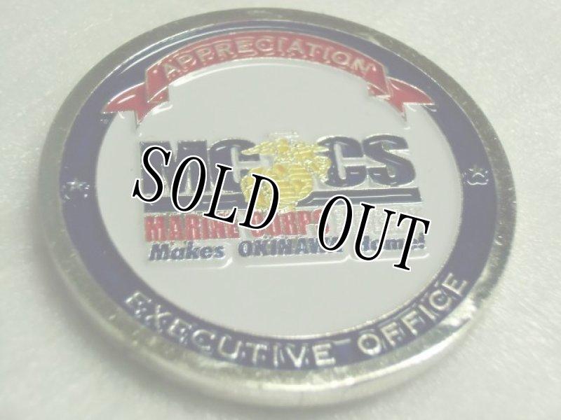 画像1: 米軍放出品,MARINE CORPS MCCS メダル (1)