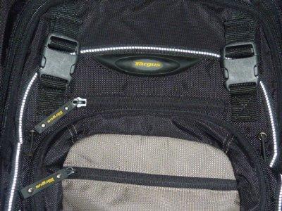 画像1: 米軍放出品,Targus PCバッグ バックパック