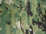 画像4: 米軍実物,US NAVY NWU GORE-TEX ゴアテックスパーカー S-R (4)