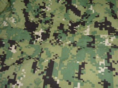 画像2: 米軍実物,US NAVY NWU GORE-TEX ゴアテックスパーカー S-R