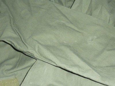 画像1: 米軍放出品,コットンカバーオール M