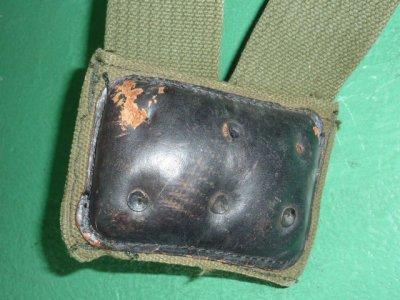 画像1: 米軍実物,フラッグ FLAG HOLDER  ベルト