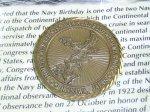 画像3: 米軍放出品 U,S,M,C 記念メダル (3)