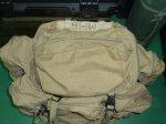 画像4: 米軍放出品 ロンドン ブリッジ フィールドパック LARGE  (4)