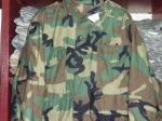 画像2: 米軍実物,M-65フィールドジャケット M-R (2)