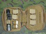 画像1: 【米軍実物】米軍放出品,米軍官給品 SUREFIRE M962XM07 スルーレバーレイルクランプ レンズセット (1)