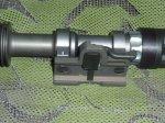 画像11: 【米軍実物】米軍放出品,米軍官給品 SUREFIRE M962XM07 スルーレバーレイルクランプ レンズセット (11)