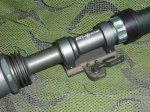 画像9: 【米軍実物】米軍放出品,米軍官給品 SUREFIRE M962XM07 スルーレバーレイルクランプ レンズセット (9)