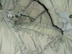 画像2: 米軍実物 モジュラースリーピングバッグ  (2)