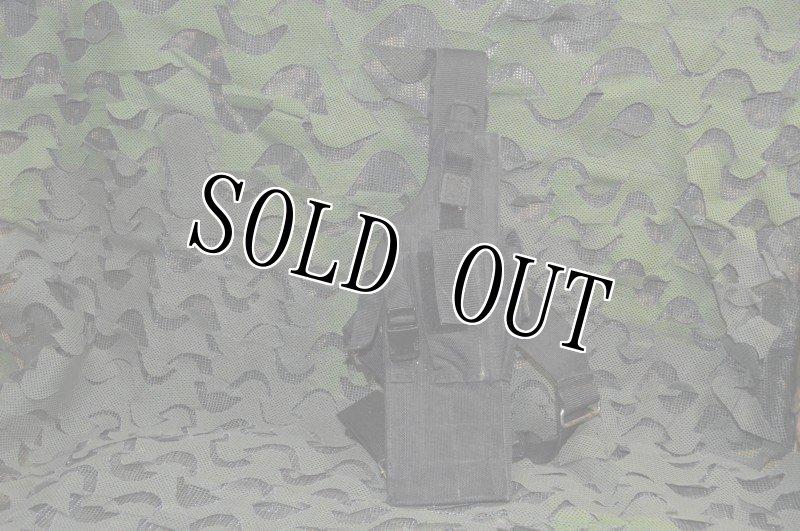 画像1: 米軍実物 レッグホルスター イーグル製 (1)
