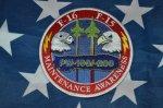 画像1: 米軍放出品 F100-PW-229 Maintenance Awareness F-16/F-15 patch (1)