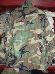 画像3: 米軍実物,M-65フィールドジャケット M-S (3)