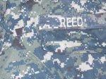 画像3: 米軍実物 US NAVY, 迷彩パンツ L-R (3)