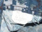 画像5: 米軍実物 US NAVY, 迷彩パンツ L-R (5)