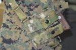 画像3: 米軍実物 EAGLE ショルダーホルスター 右用1911 (3)