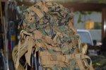 画像7: 米軍実物 ARC'TERYX.ILBE RECON マーパットアサルトパック (7)