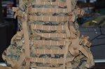 画像6: 米軍実物 ARC'TERYX.ILBE RECON マーパットアサルトパック (6)