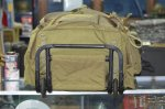 画像9: 米軍実物 US NAVY SEAL Eagle  TREC-W/P SS-RG Roller bag, small  (9)