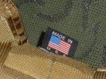 画像10:  米軍放出品 BDS Tactical Map Case w/Modular Pouch (10)