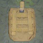 画像4:  米軍放出品 BDS Tactical Map Case w/Modular Pouch (4)