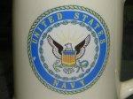 画像2: 米軍放出品,US NAVY マグカップ (2)