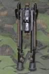 画像1: 米軍放出品 実物ハリス バイポッド S-L  (1)