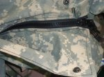 画像4: 米軍放出品/WIGGYSスリーピングバッグ/ウォータ・プルーフ/カバーACU (4)
