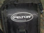 画像5: 米軍放出品,PELTOR COMTAC ヘッドセット キャリングバッグ (5)