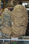 画像5: 海兵隊実物  USMC Pack System FILBE メインパックシステム  (5)