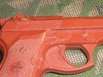 画像8: 米軍実物 ASP 7301 Red Training Gun BER 92/ (8)