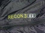 画像5: 米軍放出品 Recon 3 スリーピングバック BLACK (5)