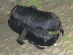 画像1: 米軍放出品 Recon 3 スリーピングバック BLACK (1)