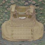 画像8: 海兵隊実物 USMC IMTV ボディアーマー プレートキャリア L (8)