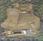 画像7: 海兵隊実物 USMC IMTV ボディアーマー プレートキャリア L (7)