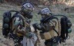 画像16: 米軍実物 エボン M53 ガスマスク L (16)
