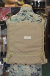 画像6: 米軍実物 FSBE PLATE CARRIER L/XL MBSS   ALLIED MEU MARSOC RECON (6)