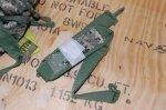 画像10: 米軍放出品 Mercury Tactical Gear U.S.NAVY AOR2 バッグ (10)