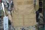 画像5: 海兵隊実物 アライド LVAC Low Vis アーマーキャリア コヨーテ FSBE RECON  (5)
