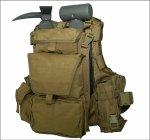 画像19: 米陸軍特殊部隊実物 AWS/PLATE CARRIERS 50990 CQB Vest System SPEARS (19)