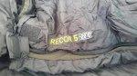 画像6: 米軍放出品 Recon 5 スリーピングバック BLACK (6)
