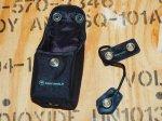 画像1: 米軍放出品 Motorola NTN8725A  High-Activity  ラジオポーチ FBI POLICE (1)